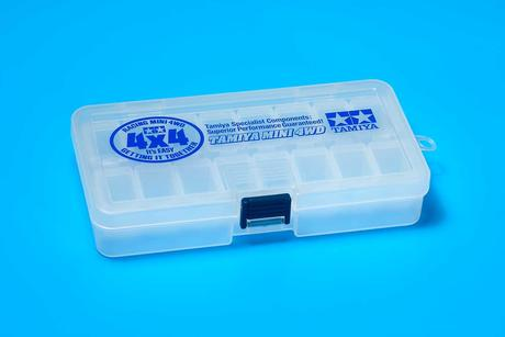 Jr Mini 4Wd Parts Storage Box