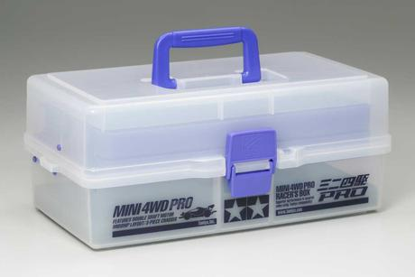 Jr Mini 4Wd Pro Racer'S Box