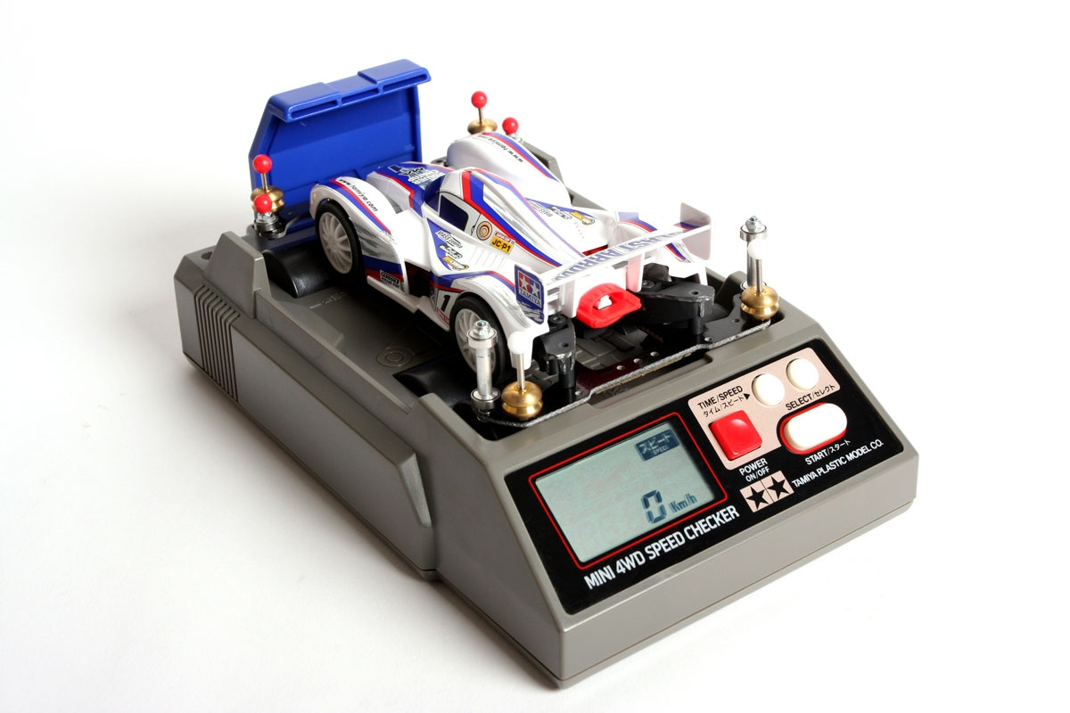 Jr Mini 4Wd Speed Checker