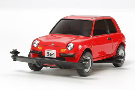 Jr Nissan Be-1 Red Edition