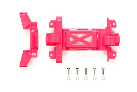 Jr Reinforced Gear Cover Pink
