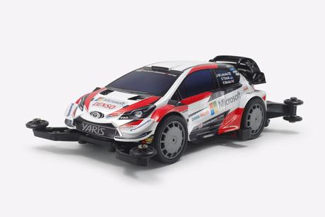 Jr Toyota Gazoo Wrt/Yaris