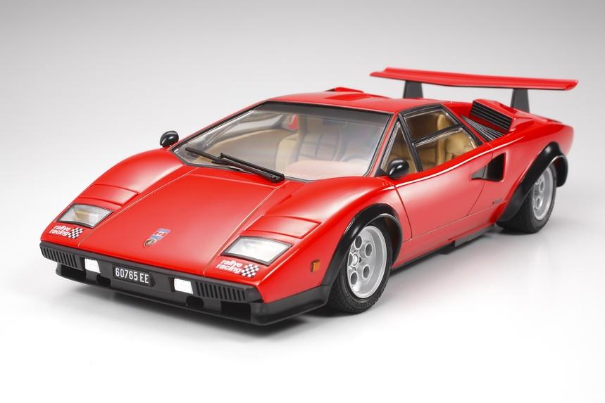 Lamborghini Countach Lp500s None Tamiya Usa