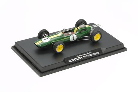Lotus 25 Coventry Climax No.1
