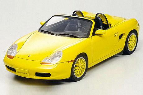 Porsche Boxster Exclusive