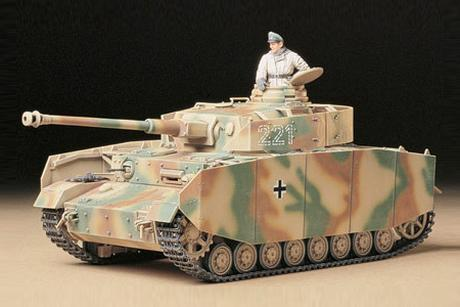 Pz Kpfw Iv Ausf. H Early Ver.