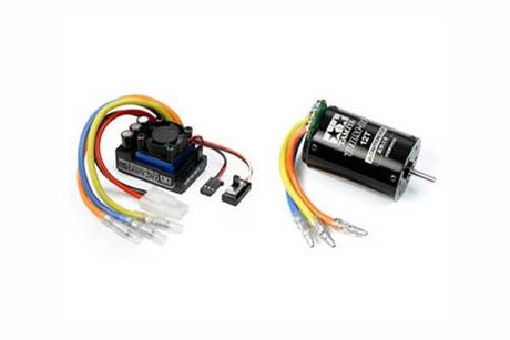 Rc 12T Brushless Set