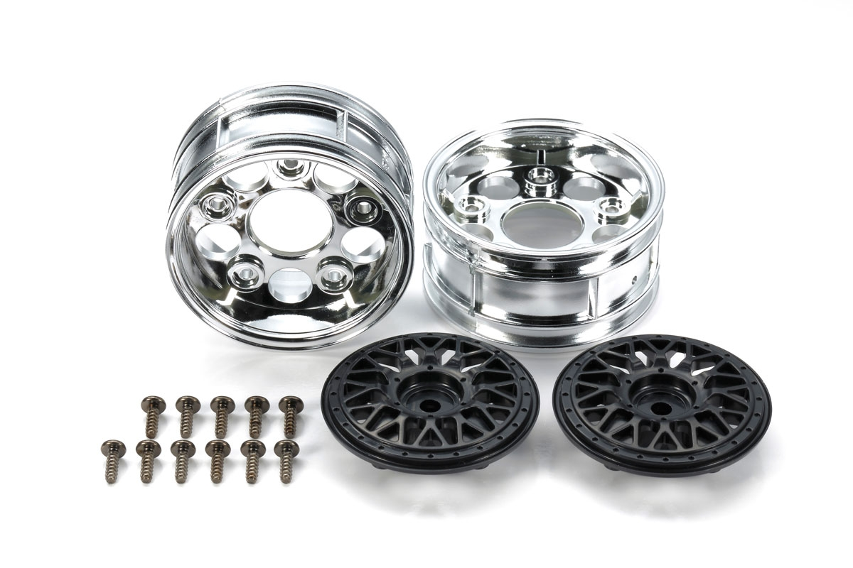 Rc 2-Piece Mesh Wheels