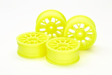 Rc 24Mm Med-Narrow Mesh Wheels