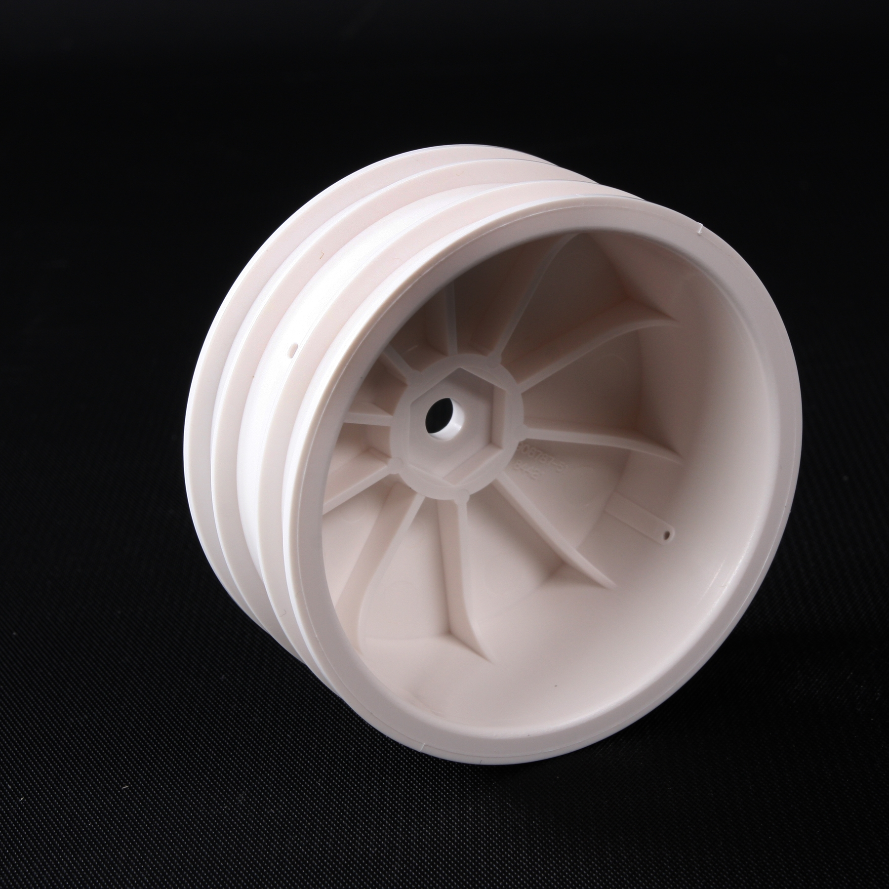Rc 4Wd Buggy Front Dish Wheels