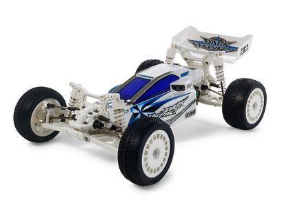 Rc 4Wd Dark Impact White Ver.