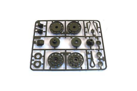- 1:16-9005937 D pièces d1-d8 pour tamiya kv-1//kv-2 56028, 56030