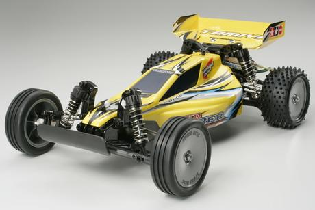 Rc Body Set Sand-Viper