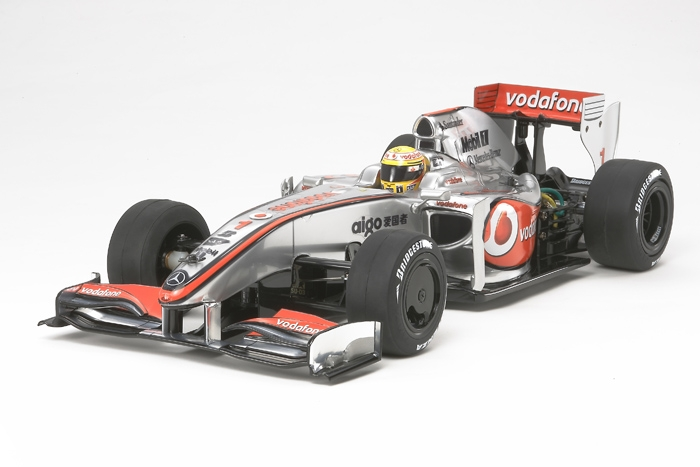 Rc Body Set Vodafone Mclaren