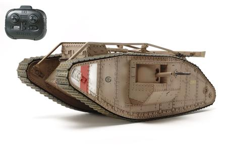 Rc British Tank Mk.Iv Male