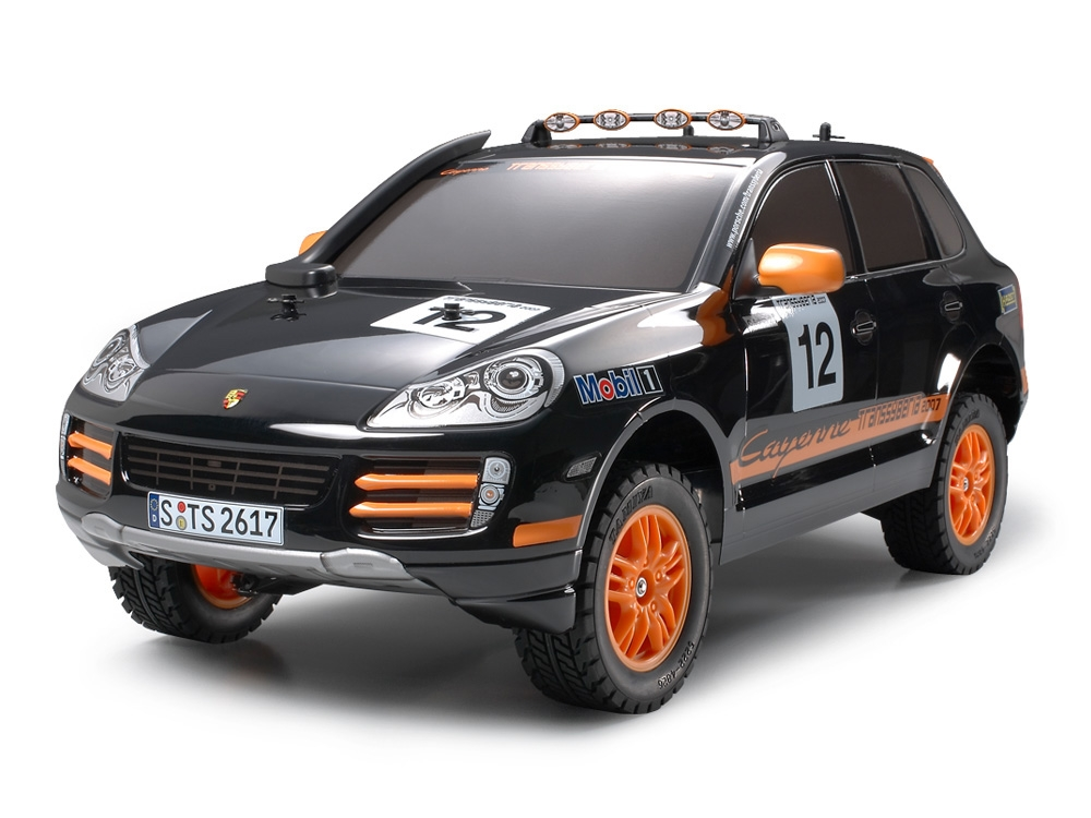 Rc Cayenne S Transsyberia 2007