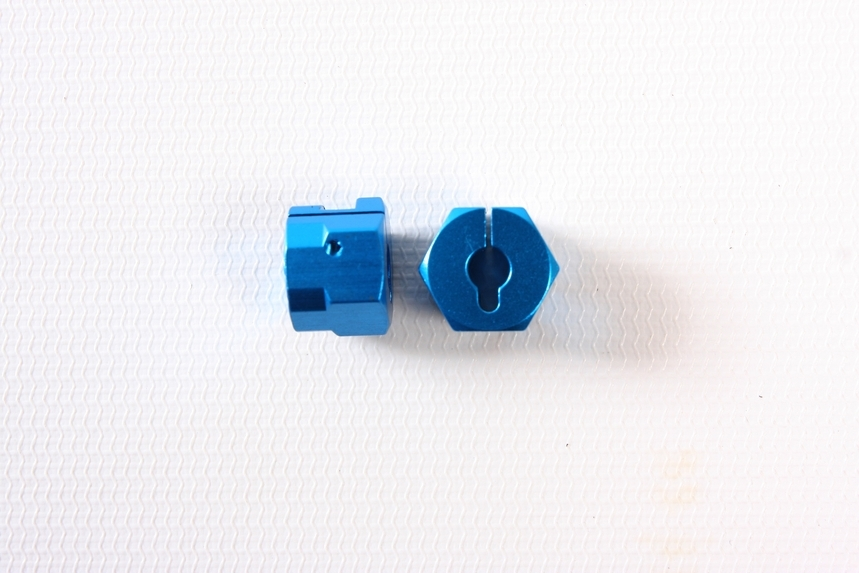Rc Clamp Type Alum Wheel Hub