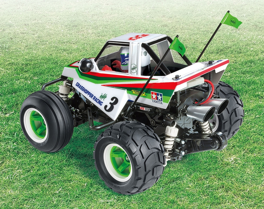 Rc Comical Grasshopper