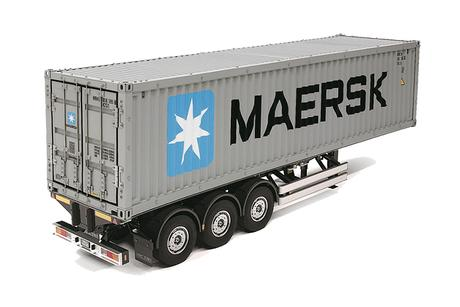 Rc Container Trailer Maersk
