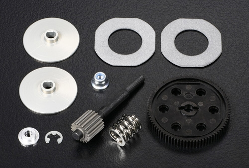 Rc Df03 Ms Chassis Kit