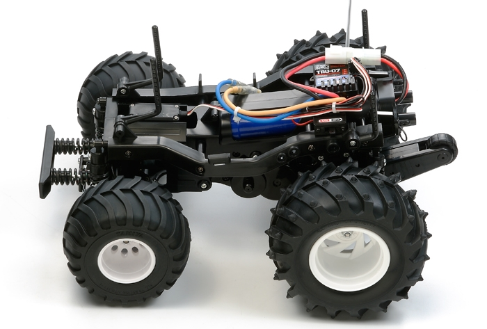 Rc Farm King (Wheelie)