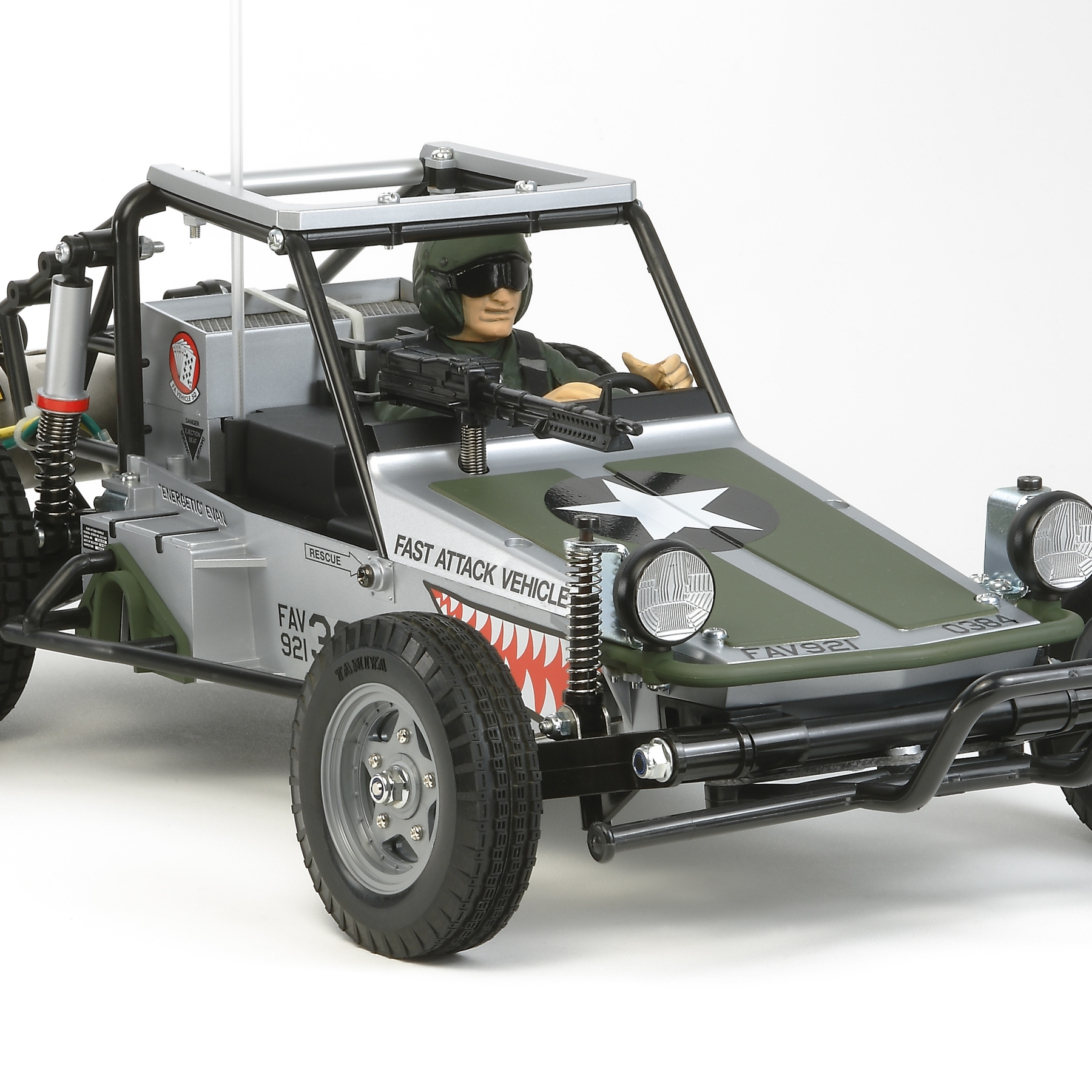 Rc Fast Attack Vehicle