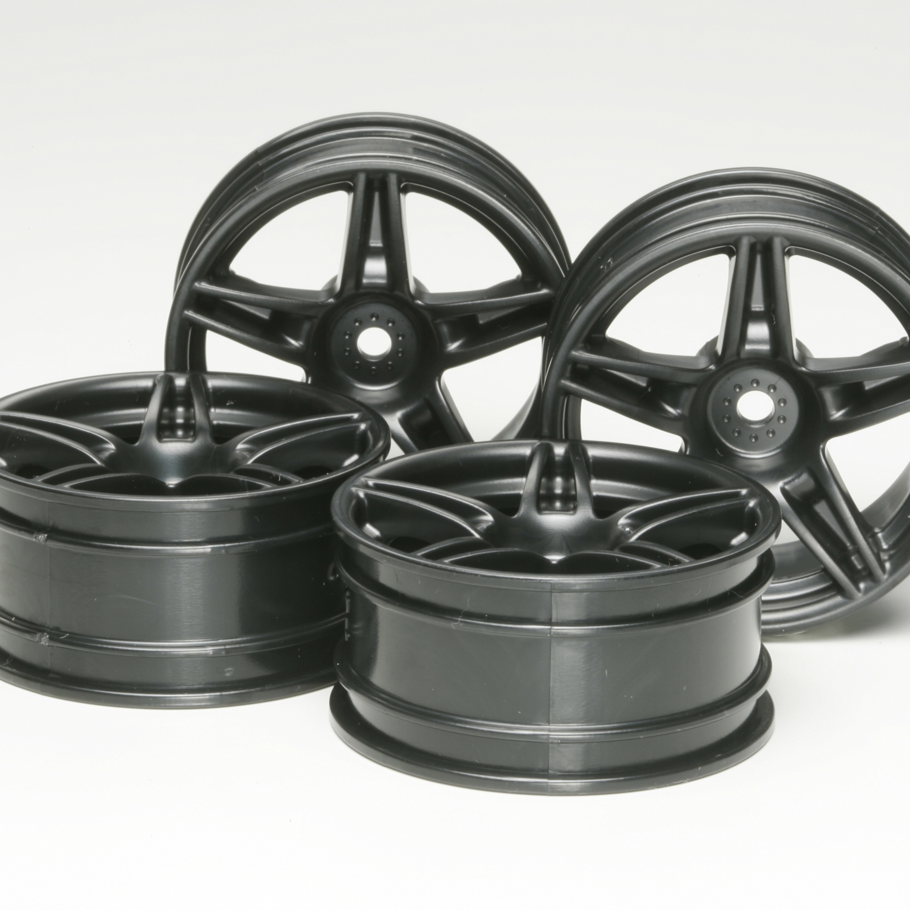 Rc Ferrari Fxx Wheels 4Pcs