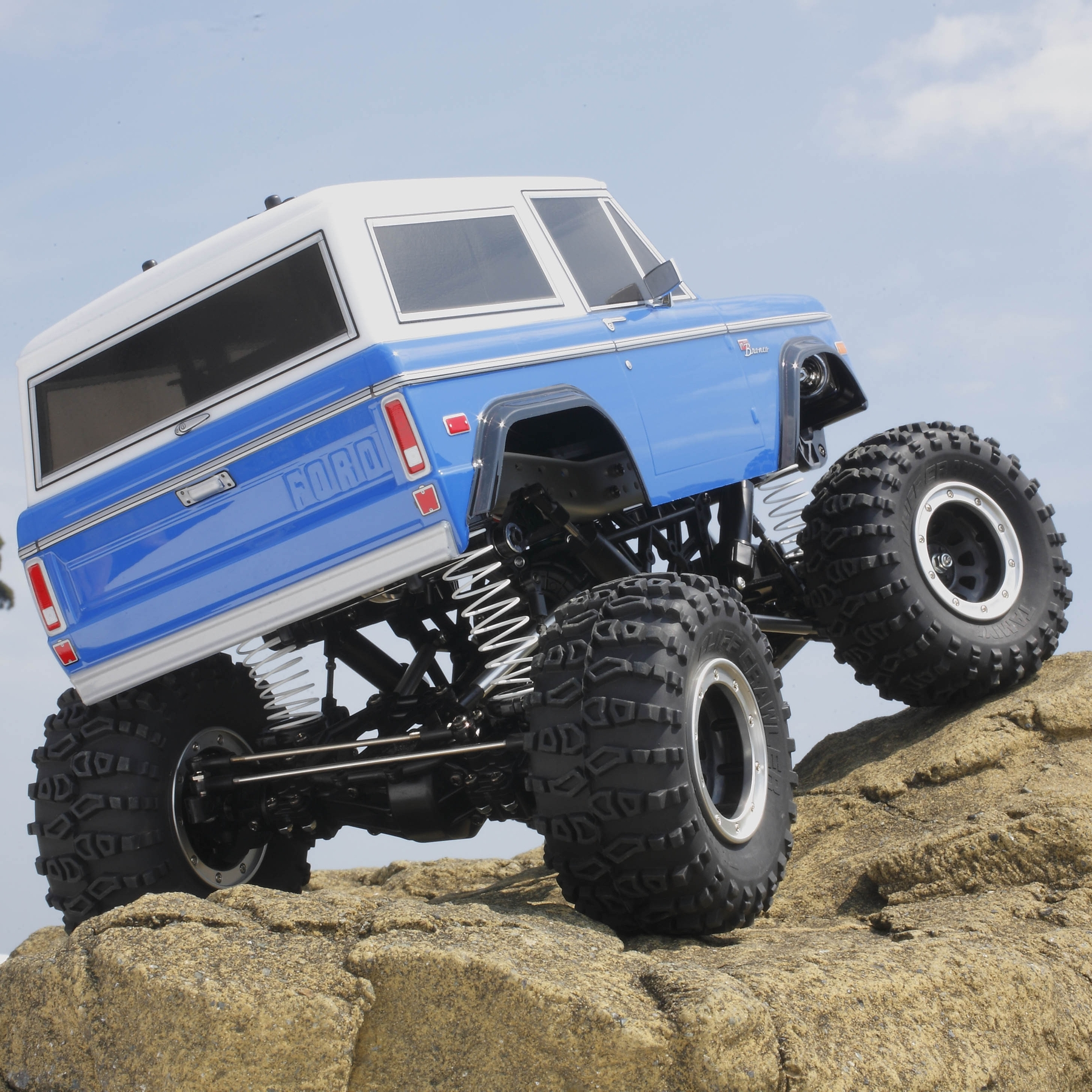Rc Ford Bronco 1973