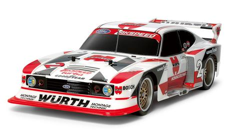 Rc Ford Zakspeed Turbo Capri