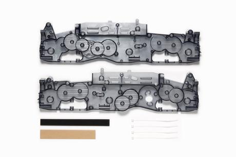 Rc G6-01 D Parts (Chassis)