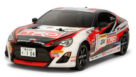 Rc Gazoo Racing Trd 86