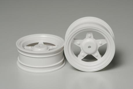 Rc Gb-01 Front Wheels