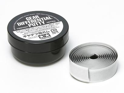 Rc Gear Differential Putty