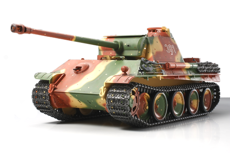 Rc German Panther Type G