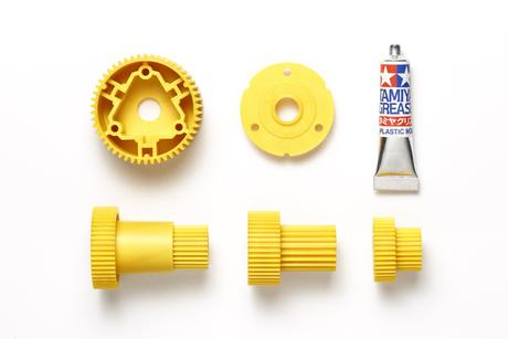 Rc Gf-01/G6-01 Gear Set