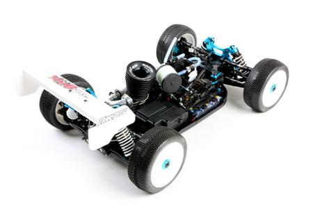 Rc Gp 1/8 Racing Buggy Trf801X