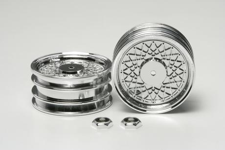 Rc Gt01 Mesh Wheels Front
