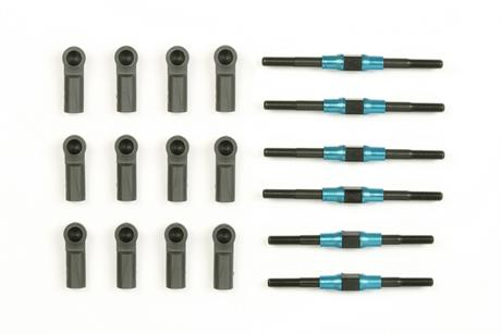 Rc Hard Turnbuckle Shaft Set