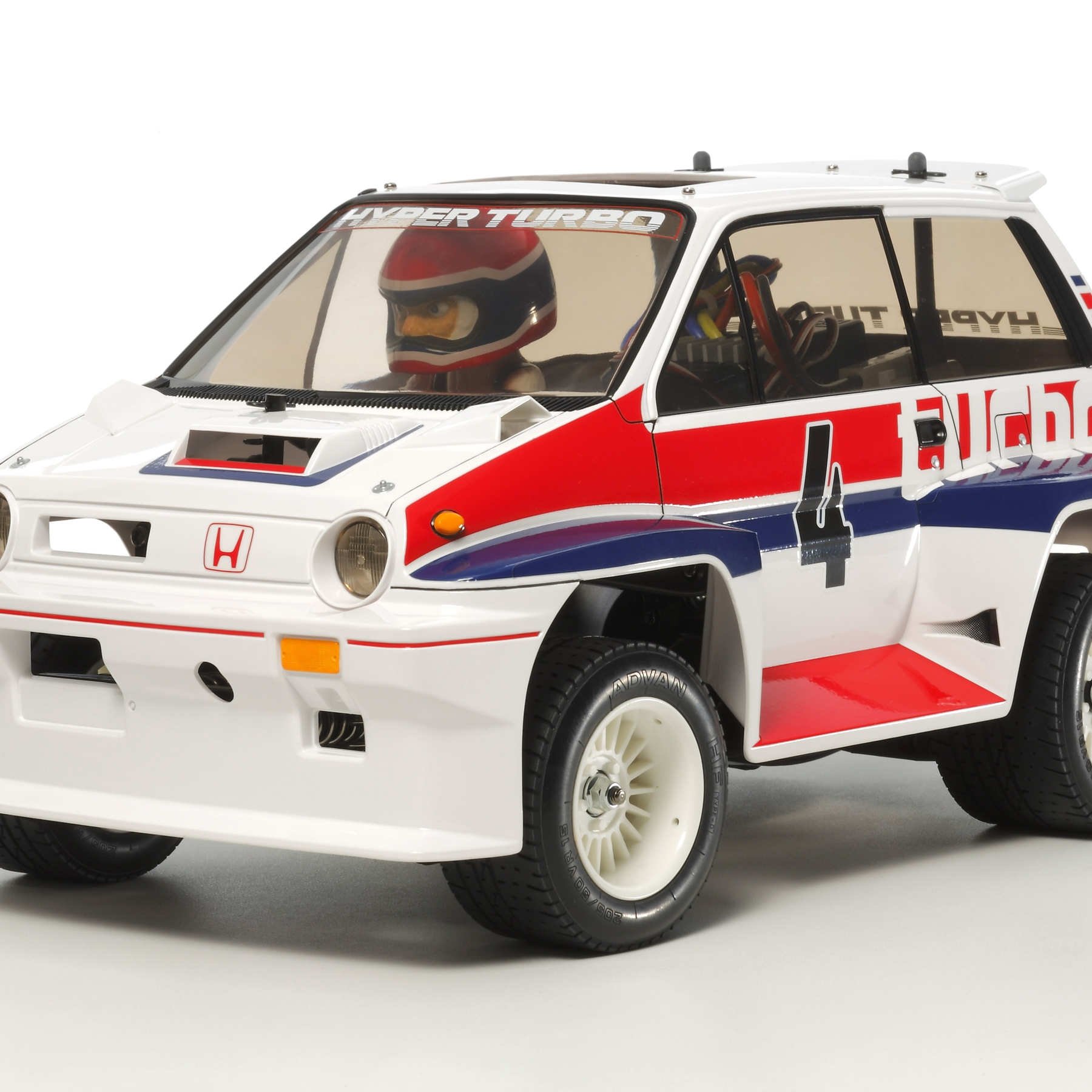 Rc Honda City Turbo