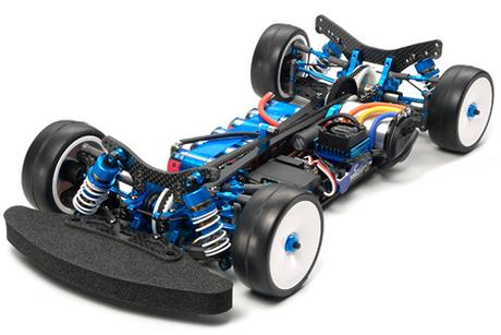 Rc Hp Trf416 Chassis Kit