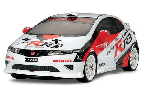 Rc Jas Motorsport Honda Civic