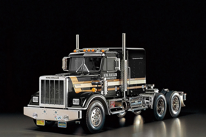 Rc King Hauler Black Edition