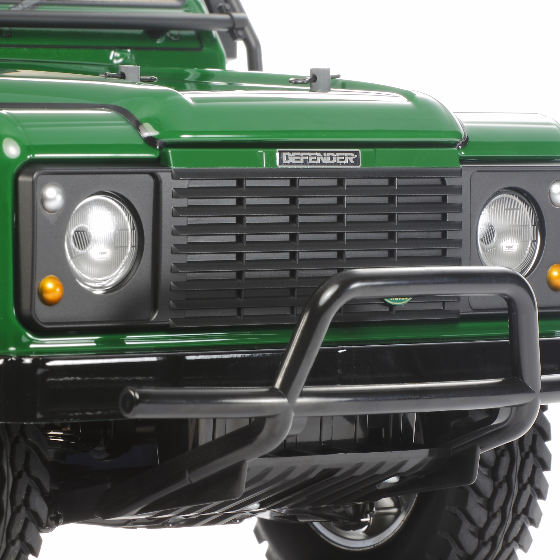 Rc Land Rover Defender 90