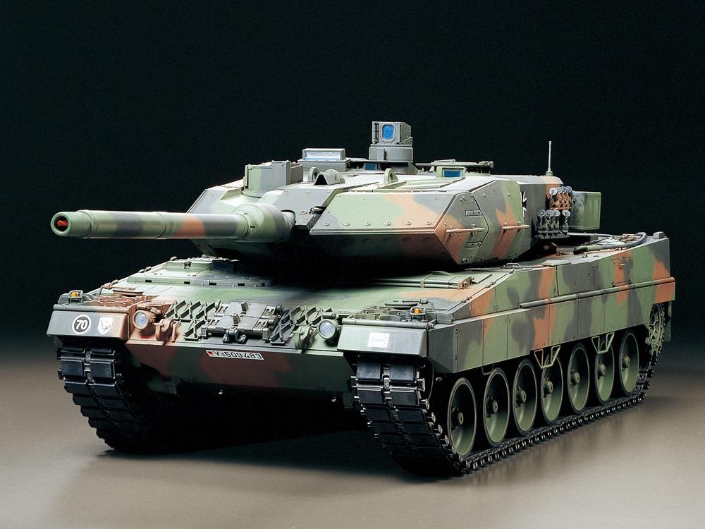 Rc Leopard 2 A6