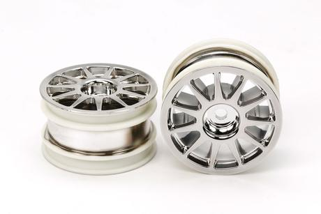 Rc M-Chassis 11 Spoke Wheels