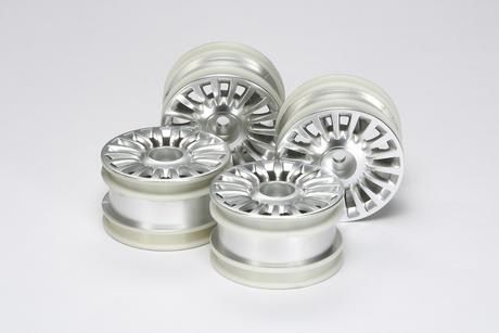 Rc M-Chassis 18-Spoke Wheels