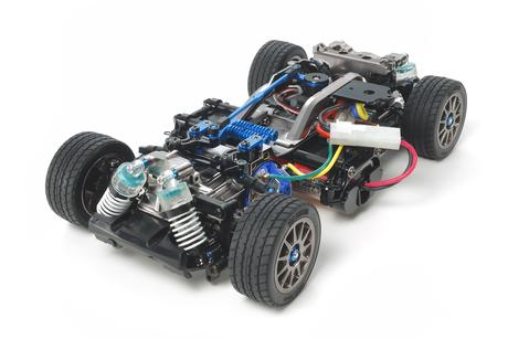 Rc M05 Ver.Ii Pro Chassis Kit
