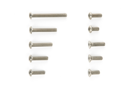 Rc M06 Titanium Screw Set