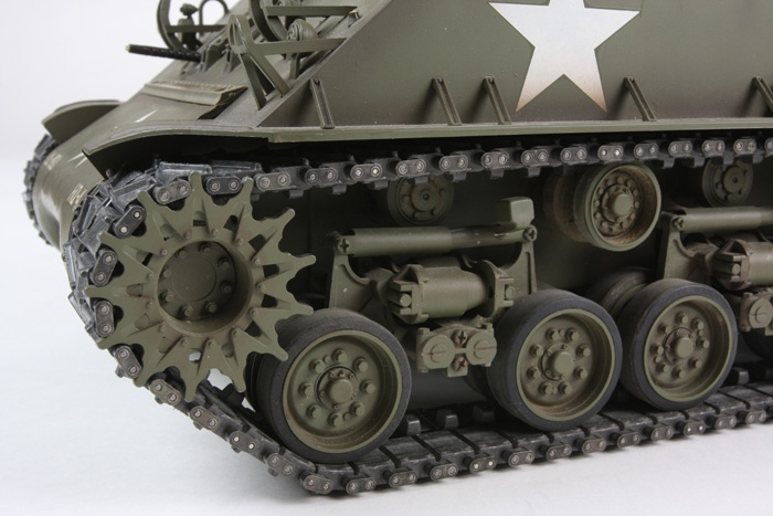 Rc M4 Sherman 105Mm Howitzer