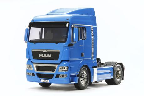 Rc Man Tgx 18.540 4X2 Xlx